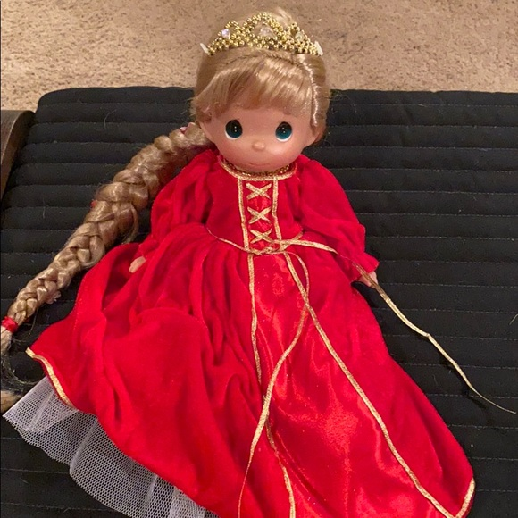 Precious Moments Other - Precious Moments Rapunzel Doll